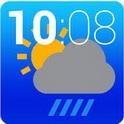 دانلود ویجت آب و هوا، تقویم و ساعت Chronus: Home & Lock Widget v5.3.3 build 17231