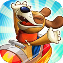 دانلود بازی هدایت ترن هوایی Nutty Fluffies Rollercoaster v1.0.5 + نسخه پول بی نهایت + تریلر