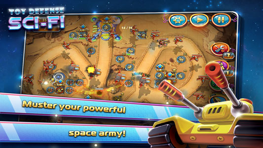 Toy Defense 4: Sci-Fi v1.6.0