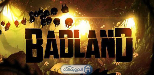 دانلود بازی فوق العاده زیبا و گرافیکی BADLAND v1.7160 اندروید – همراه دیتا + تریلر