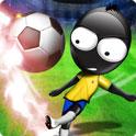 دانلود بازی فوتبال استیکمن ۲۰۱۴ – Stickman Soccer 2014 v2.7 اندروید + تریلر