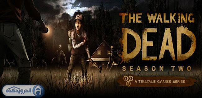 دانلود بازی راه رفتن مردگان : فصل دوم نسخه فول اپیزود The Walking Dead: Season Two Full v1.30 اندروید – همراه دیتا + تریلر