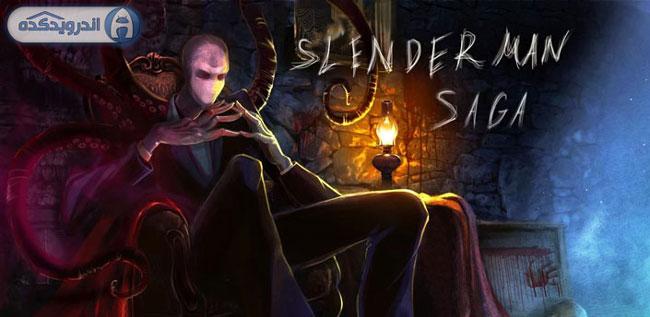 دانلود بازی افسانه مرد قد بلند Slender Man Saga v0.7.5 همراه دیتا + تریلر