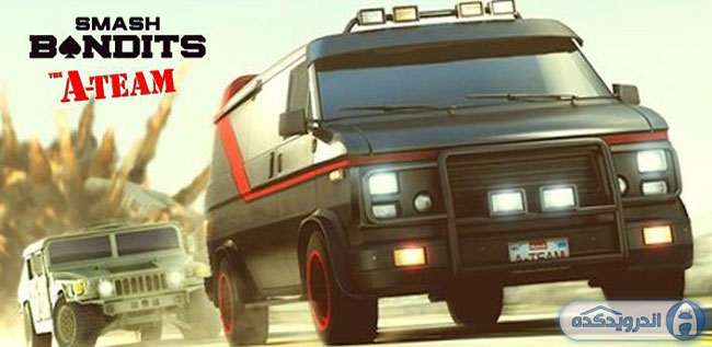 دانلود بازی زیبا و هیجان انگیز Smash Bandits Racing v1.08.17 اندروید – همراه دیتا + تریلر