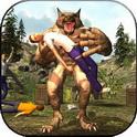 دانلود بازی گرگ نما Werewolf Simulator Adventure v1.3 اندروید