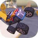 دانلود بازی شیرین کاری کامیون غول پیکر Monster truck stunt 3D v1.1 اندروید