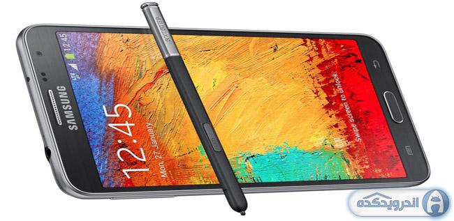 دانلود رام رسمی اندروید ۴٫۳ برای Galaxy Note 3 Neo