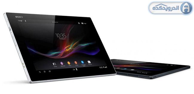 دانلود رام رسمی اندروید ۴٫۴٫۲ برای Xperia Z2 Tablet
