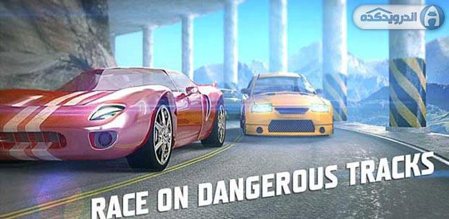 دانلود بازی مسابقه با ماشین های سریع Need for Racing: New Speed Car v1.2 اندروید + تریلر