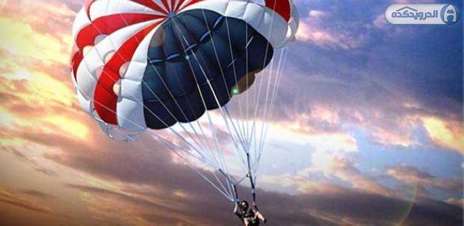 دانلود بازی پرش با چتر نجات  Parachute Jumping – Yolo v1.0 اندروید