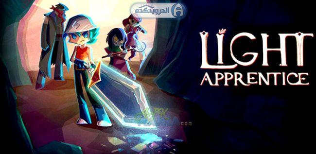 دانلود بازی شاگرد نور Light Apprentice v1.0 اندروید – همراه دیتا + تریلر