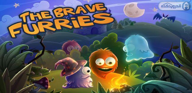 دانلود بازی فکری و پازل Brave Furries v1.0 اندروید + تریلر