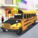 راننده اتوبوس سه بعدی