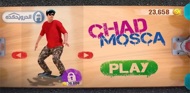 دانلود بازی اسکیت باز خیابانی Street Skater 3D v1.0.3 اندروید