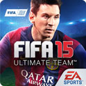 دانلود بازی فیفا ۱۵ – FIFA 15 Ultimate Team v1.0.6 اندروید – همراه دیتا + تریلر