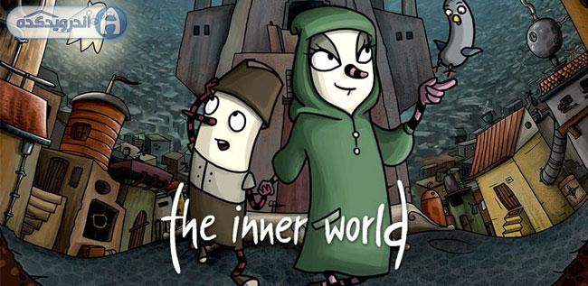 دانلود بازی جهان زیر زمینی The Inner World v1.6 اندروید – همراه دیتا + تریلر