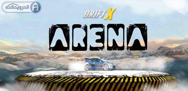 دانلود بازی دریفت Drift X Arena v1.0 اندروید