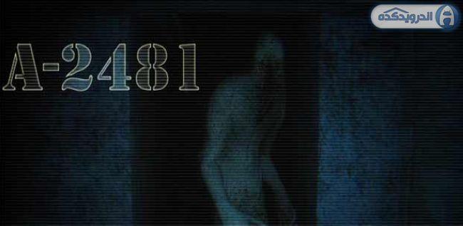 دانلود بازی ترسناک A-2481 v1.02.02 اندروید