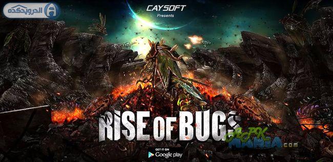 دانلود بازی ظهور حشرات Rise of Bugs v1.0 اندروید