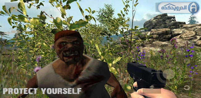 دانلود بازی ۷ روز بقا در جنگل Days Survival: Forest v2.0 اندروید – همراه دیتا