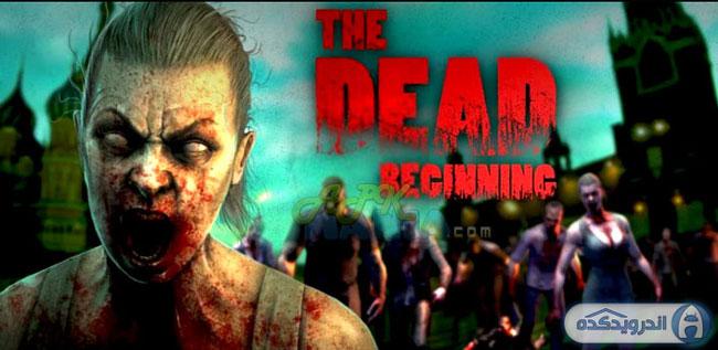 دانلود بازی مرده ها : آغاز داستان THE DEAD: Beginning v1.13 اندروید – همراه دیتا + تریلر