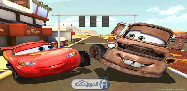 دانلود بازی ماشین های سریع مانند صاعقه Cars: Fast as Lightning v1.0.0h Offline اندروید – همراه دیتا + تریلر