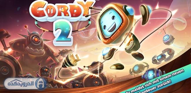 دانلود بازی بوجود آورده Cordy 2 v11814 Full اندروید + تریلر