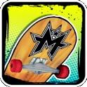 دانلود بازی اسکیت سواری MegaRamp Skate Rivals v2.1 اندروید