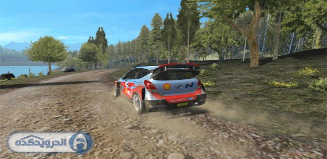 دانلود بازی مسابقات رالی WRC The Official Game v1.0.6 اندروید – همراه دیتا + مود + تریلر