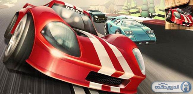 دانلود بازی مسابقات راه آهن Rail Racing v0.9.6 اندروید – همراه دیتا + مود