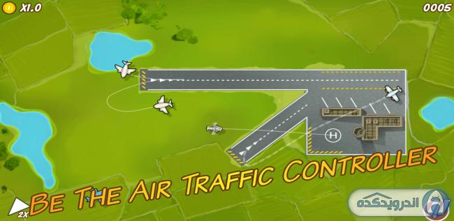 دانلود بازی کنترل ترافیک هوایی Air Control 2 – Premium v1.0.6 اندروید