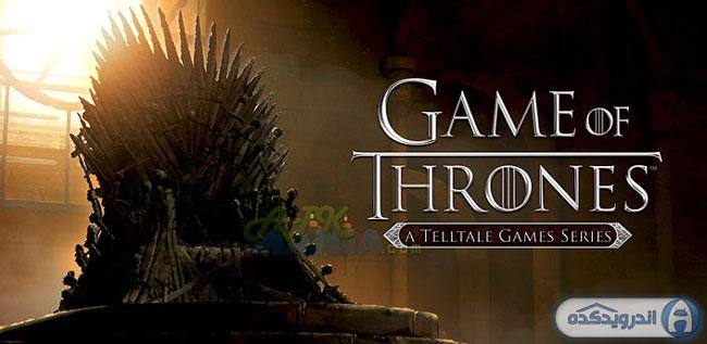 دانلود بازی بازی تاج و تخت Game of Thrones v1.08 اندروید – همراه دیتا + تریلر