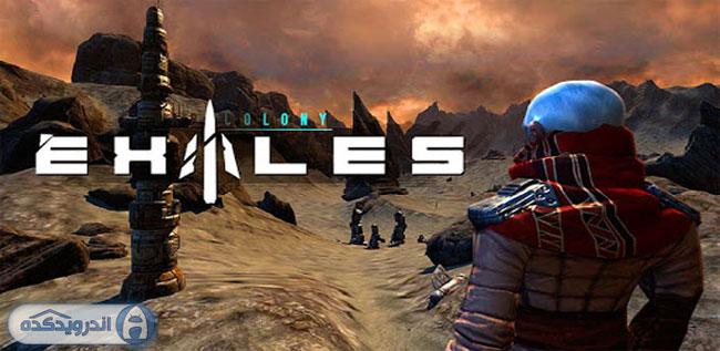 دانلود بازی تبعیدیان Exiles v2.1 اندروید – همراه دیتا + تریلر