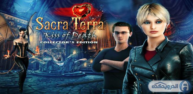 دانلود بازی بوسه مرگ Sacra Terra: Kiss of Death v1.3 اندروید – همراه دیتا + تریلر