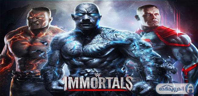 دانلود بازی کشتی کج جاودانه WWE Immortals v1.0.5 اندروید – همراه دیتا + مود + تریلر