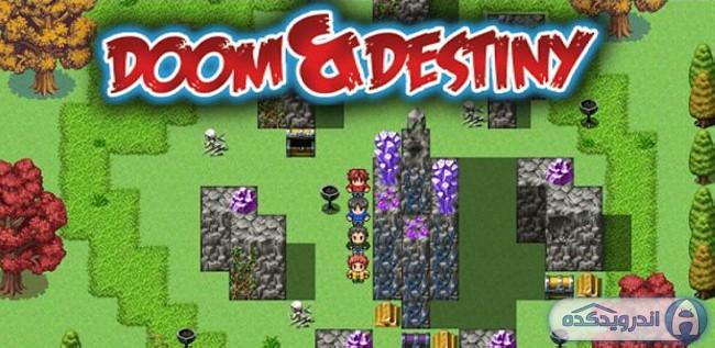 دانلود بازی رستاخیز و سرنوشت Doom & Destiny v1.7.8.9 اندروید