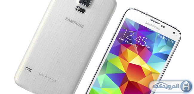 دانلود رام رسمی اندروید ۵٫۰ برای Galaxy S5 نسخه G900H