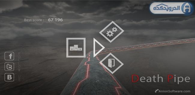 دانلود بازی لوله مرگ Death Pipe v1.0 اندروید