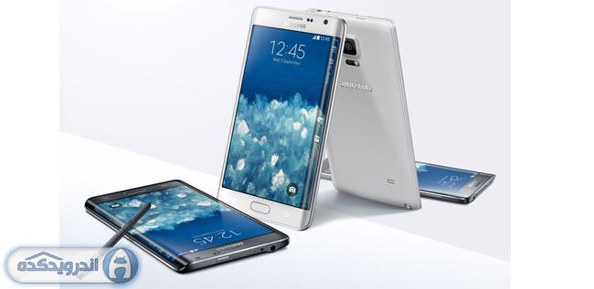 دانلود رام رسمی اندروید ۵٫۰ برای Galaxy Note Edge نسخه SM-N915F