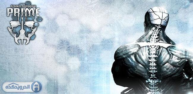 دانلود بازی پیوند منجمد Frozen Synapse Prime v1.0.160 اندروید – همراه دیتا + تریلر