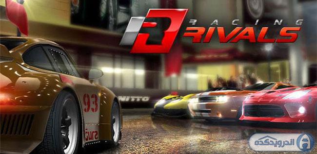 دانلود بازی مسابقه درگ Racing Rivals v4.2.0 اندروید – همراه دیتا + تریلر