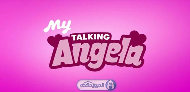 دانلود برنامه آنجلا سخنگو My Talking Angela v1.3.2 اندروید – همراه دیتا + مود + تریلر