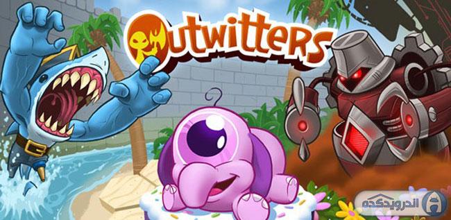 دانلود بازی فوق العاده زیبا و گرافیکی Outwitters v2.0.9 اندروید – همراه دیتا + تریلر