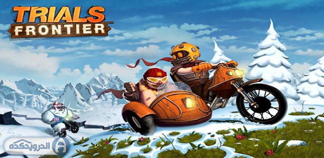 دانلود بازی موتور سواری Trials Frontier v3.2.3 اندروید – همراه دیتا + پول و طلای بی نهایت + تریلر