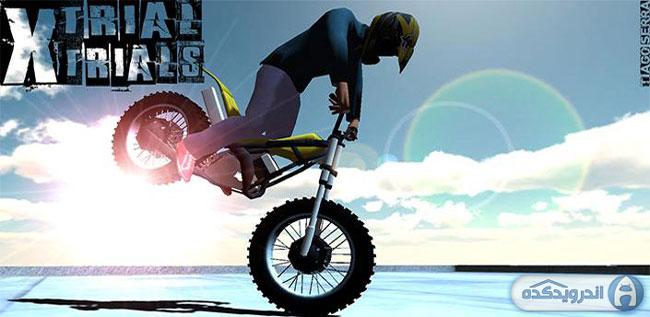 دانلود بازی موتور سواری چالش برانگیز Trial X Trials v1.0.6 اندروید – همراه دیتا