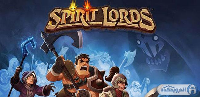 دانلود بازی اعیان روح Spirit Lords v0.4.4 اندروید – همراه دیتا + تریلر