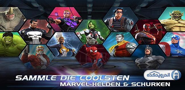 دانلود بازی Marvel Contest of Champions v2.0.0 اندروید – به همراه دیتا