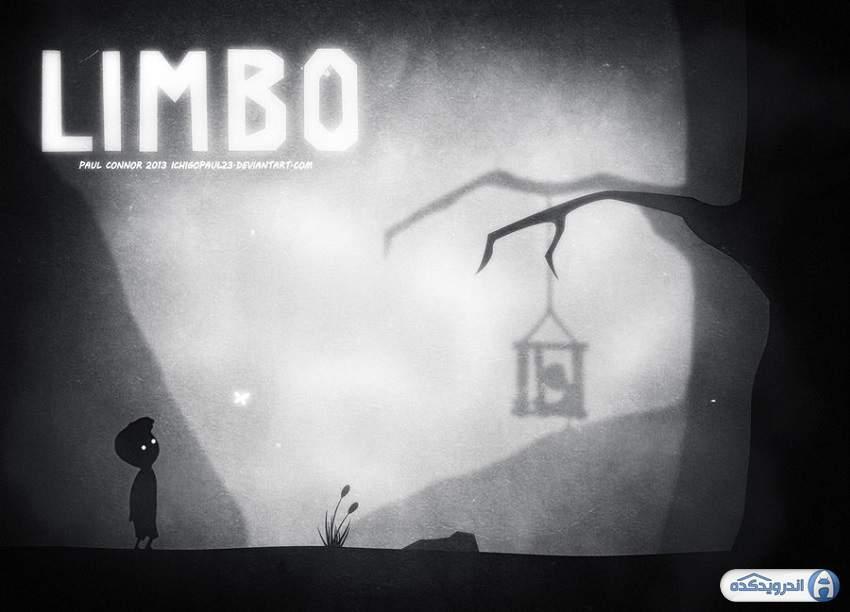 دانلود بازی برزخ LIMBO v1.16 اندروید – همراه دیتا