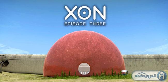دانلود بازی فوق العاده زیبا و شگفت انگیز XON Episode Three v1.0.2 اندروید + تریلر