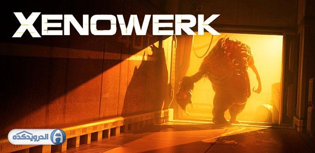 دانلود بازی فوق العاده زیبا و گرافیکی Xenowerk v1.2.5 اندروید – همراه دیتا + تریلر